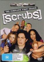 Scrubs - The Complete 1st Season (4 Disc Set) (Scrubs Season Four)