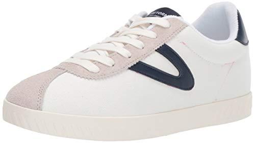 Tretorn Women's Callie Sneaker Ivory 6 M US ()