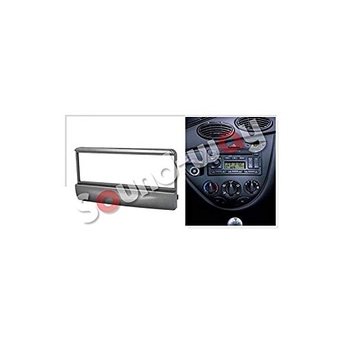 Kit de montaje marco para radio adaptador autorradio 1 Ford Focus transit escort adaptateurs iso et cl/és Mondeo Fiesta
