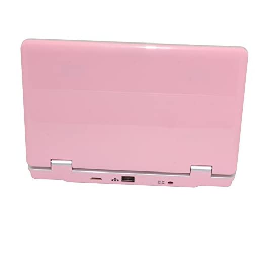 NEW 4Gb 7 inch Pink Mini Laptop Netbook. Android 2.2. Latest Software. Latest build.