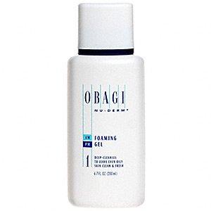 Obagi Foaming Gel Cleanser-6.7 oz, Health Care Stuffs