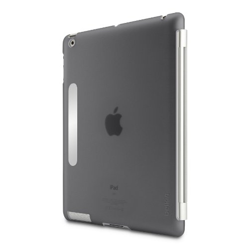 Belkin Snap Shield Case Secure for the Apple iPad 3 (3rd Generation) (Black)