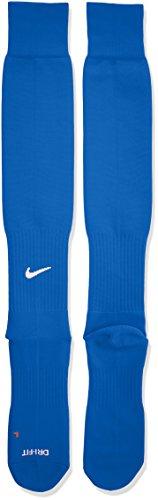 Nike Classic II Sock, Calcetines Unisex Blanco (Gold/White)