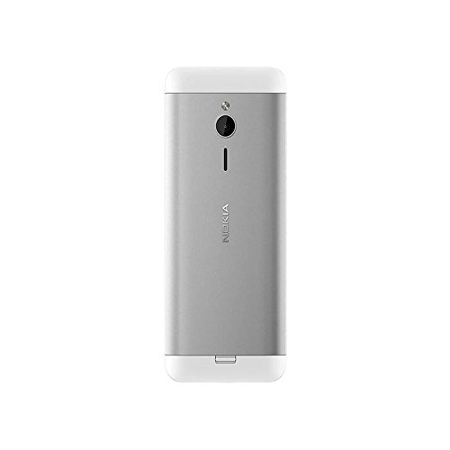 Microsoft Lumia 230 Smartphone, entsperrt, 2G, (Display: 7,1cm / 2,8Zoll–32GB–Dual SIM)