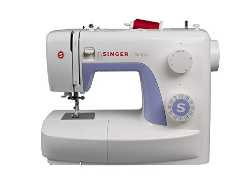 Singer 3232 Sewing Machine, White and Lavender