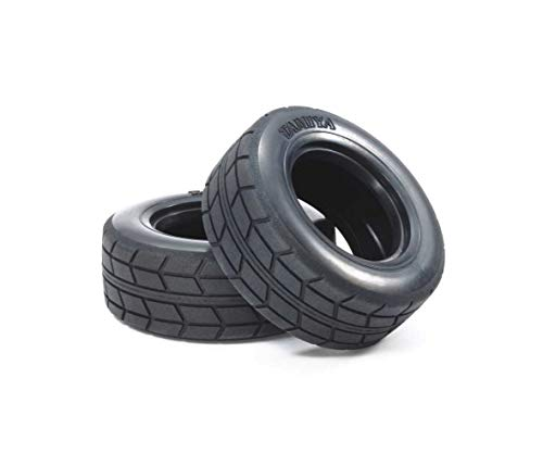 Tamiya 51589 RC on Road Racing Truck Tires, for Man Race Trucks (2)