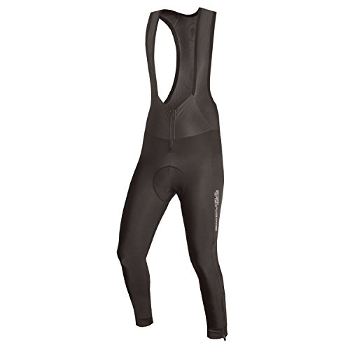 Endura FS260-Pro Thermo Bib Tights - Men's Thermal Legwear Black, X-Large
