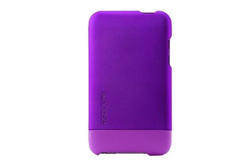 - Incase CL56392B Monochrome Slider Case for iPod Touch 2G/3G, Metallic Purple