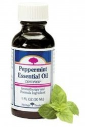 HERITAGE PRODUCTS Peppermint Oil Essential Oil 1 OZ by Heritage