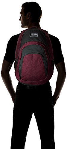 Dakine – Campus Backpack – Padded Laptop Sleeve – Insulated Cooler Pocket – Four Individual Pockets – 25L & 33L Size Options