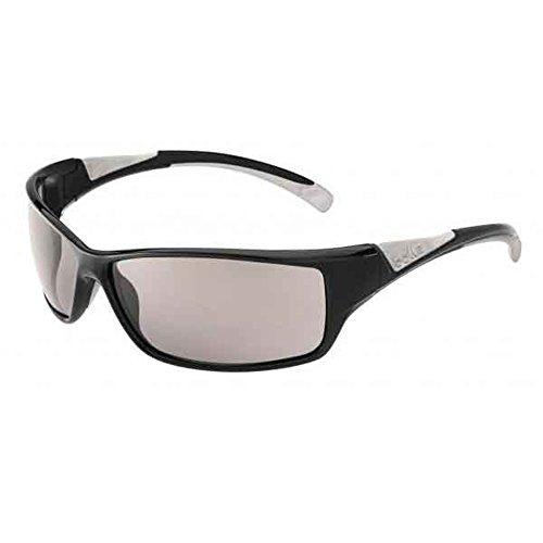 Bolle Speed Sunglasses, Polarized TNS AF, Shiny Black/Grey