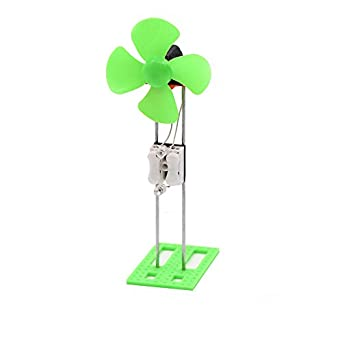 Amazon com: DIY Wind Blades Turbine Model Wind Generator