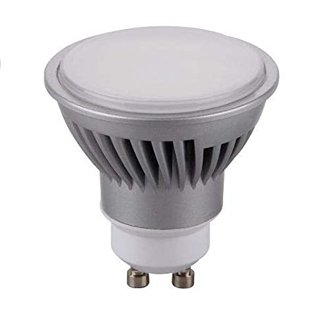 Bombilla LED GU10 Dicroica, iluminacion 7W (750 lm), 4000K (luz neutra