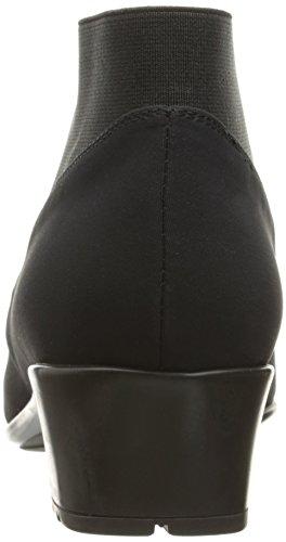 Sesto Meucci Black Women's Yossi Boot Micro Fabric FPxT40Fq