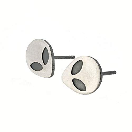 4 mm shiny or oxidized sterling silver post stud earrings Ready To Ship gift for women. tiny circles Tiny silver studs