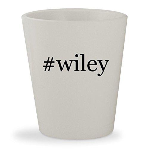 #wiley - White Hashtag Ceramic 1.5oz Shot - 2015 Sunglasses Review