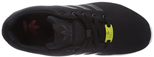Adidas Zx Flux - Zapatillas para Bebés Negro (Negro/Negro/Ftwr Blanco)