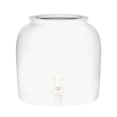solid-white-porcelain-ceramic-water-dispenser-crock-with-faucet-lead-free