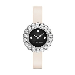Marc Jacobs Women's Tootsie Pink Leather Watch - MJ1443