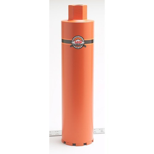 MK Diamond 156356 3-Inch Orange Premium Grade Core Bit For Concrete & (Premium Grade Core Bit)