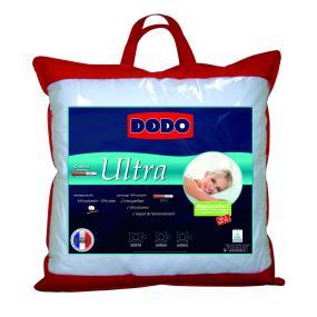 oreiller medium Dodo Maxiconfort Ultra Oreiller Uni Classique Blanc 60 x 60 cm  oreiller medium