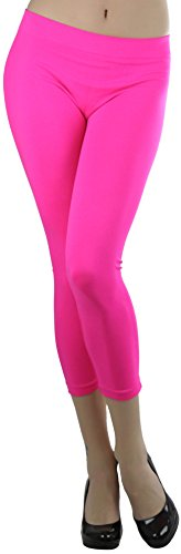 ToBeInStyle Womens Seamless Length Leggings product image