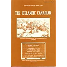 The Icelandic Canadian Magazine, Fortieth Winter Issue, 1981