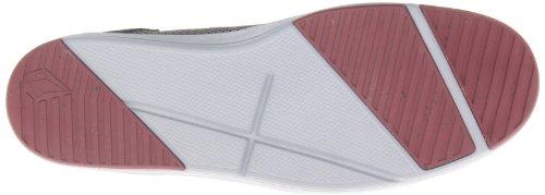 Volcom Mens Quinn Shoe Fashion Sneaker Carboncino