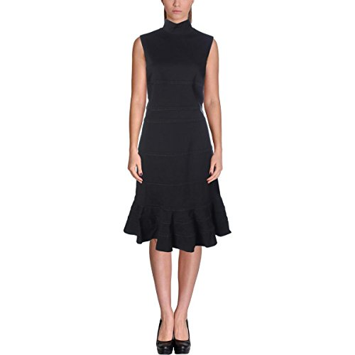 akris-womens-ponte-mock-turtleneck-flounce-dress-black-12