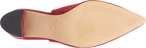 24dd99395a1aa Marc Fisher LTD Women's Catling 2 Red Suede 6.5 M US