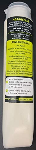 Grip Padel HESACORE Tour Grip + Polvo Antideslizante Pro Elite Agarre Plus 30gr.: Amazon.es: Deportes y aire libre