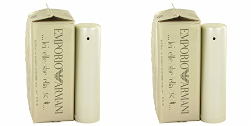 Gíorgio Armaní Emporiô Armanï Perfúme For Women 3.4 oz Eau De Parfum Spray + a FREE 6.7 oz Hand & Body Cream (PACKAGE OF - 2014 Emporio Armani