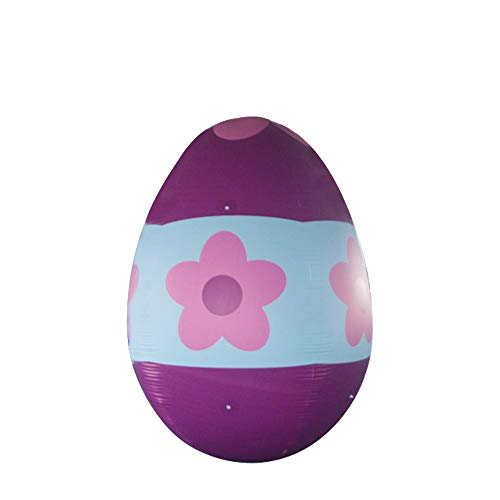Union sports Inflatable Easter Egg Colorful Egg Air,