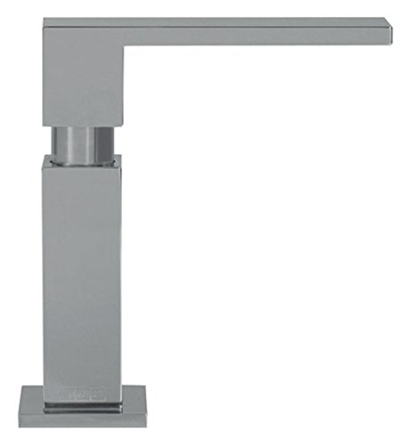 Franke SD-880 Mythos In-Sink Soap or Lotion Dispenser, Satin Nickel by Franke