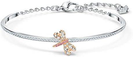 SWAROVSKI Eternal Flower Bangle Bracelet