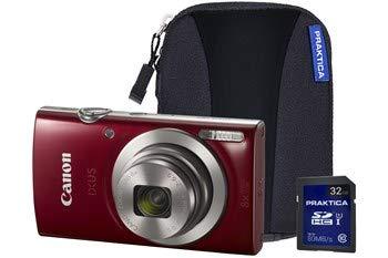 Canon IXUS 185 - Kit de cámara (Incluye Tarjeta SD de 32 GB ...