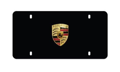 Porsche License Plate - 2