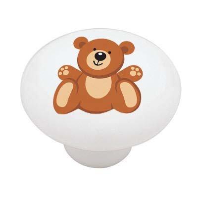 Loving Teddy Bear Ceramic Drawer -