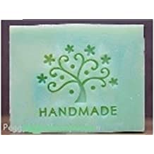 Lucky Tree Pattern Mini Diy Soap Stamp Chaprter Seal 5*5cm, 1piece. by Areena Shop