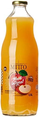 Suco Maça Integral Mitto Vidro 1,5L