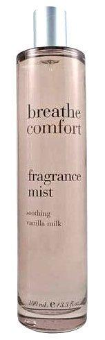 Bath & Body Works Breathe Comfort Fragrance Mist ~ Soothing Vanilla Milk ~ 3.3 fl. oz. (100 ml), ()