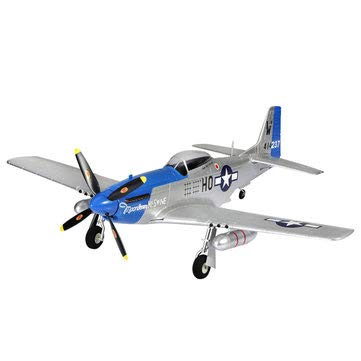 RC 4 Channel Wingspan 750mm EPO Park Flyer P51 (768-1) for sale  Delivered anywhere in Canada