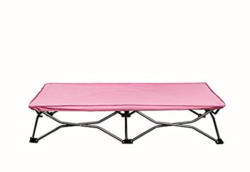 Regalo - My Cot Portable Travel Bed, Pink by Regalo