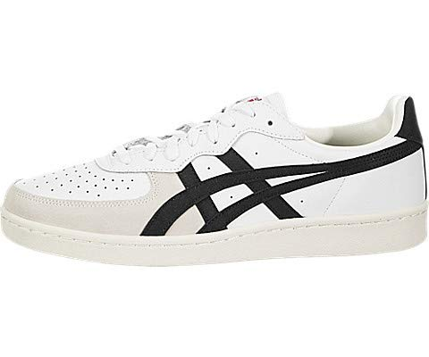 finest selection f67b3 c4858 Onitsuka Tiger Unisex GSM Shoes D5K2Y, White/Black, 11 M US
