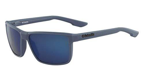 Sunglasses Columbia C 505 S HAZEN 027 MATTE MERCURY/BLUE SKY FLASH