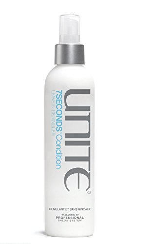 Unite 7Seconds Condition Leave in Detangler,8fl.oz/236ml