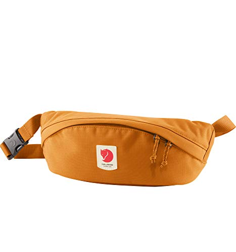Fjallraven - Ulvo Hip Pack Medium, Waterproof Fanny Pack for Everyday Use and Travel, Red Gold from Fjallraven