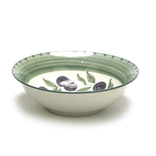 (Olive Garden by Tabletops Unlimited, Stoneware Coupe Cereal Bowl )