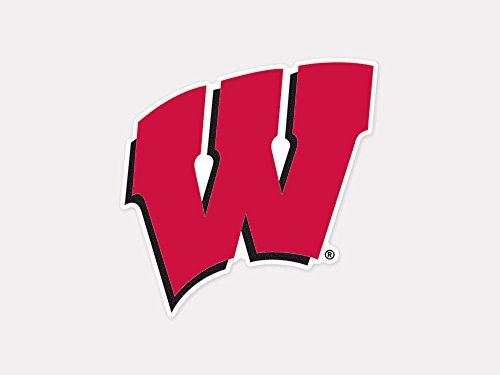 wisconsin badgers auto decal - 3