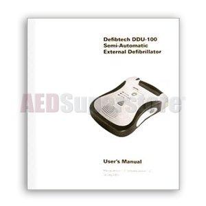 Manual Operators for Lifeline AED - DAC-510E